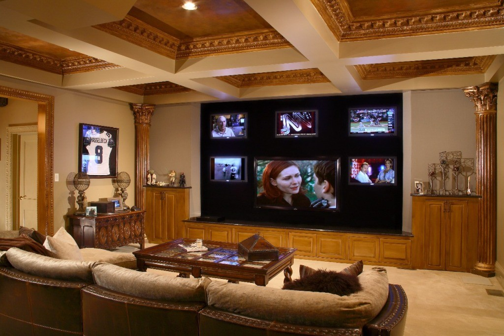 Pro Sound and Security llc_home theater